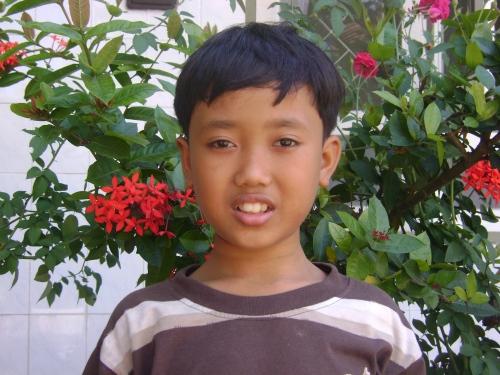 Mada Taufikilah - 10 years old - June 14, 2009