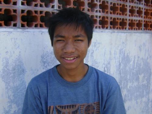 "Petrus ""Peter"" Dany - age 15"