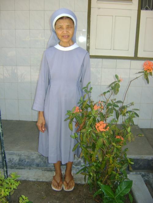 Sister Hubertine June 17th, 2009