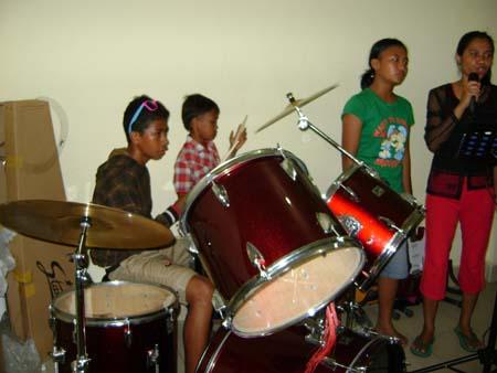 Music Class Oct. 8th, 2009